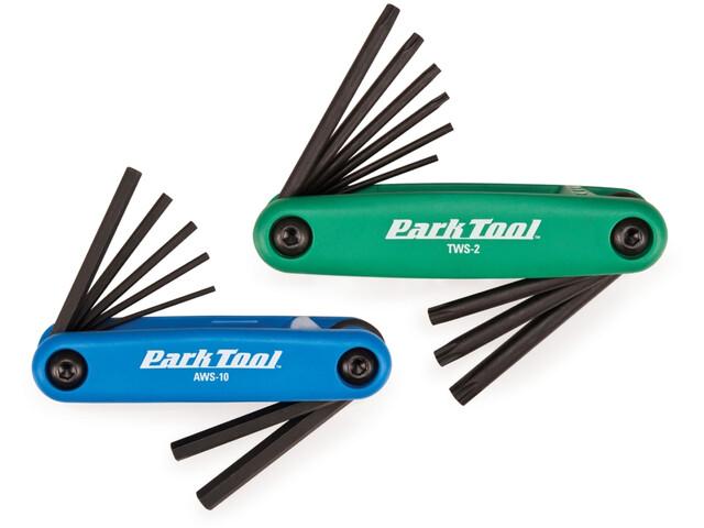Park Tool FWS-2 Folding Tool Set